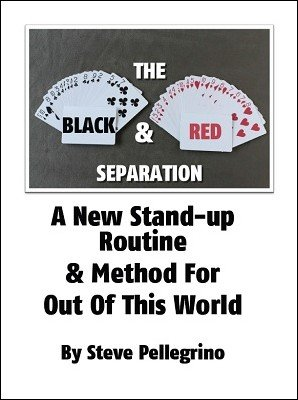 The Black and Red Separation by Steve Pellegrino