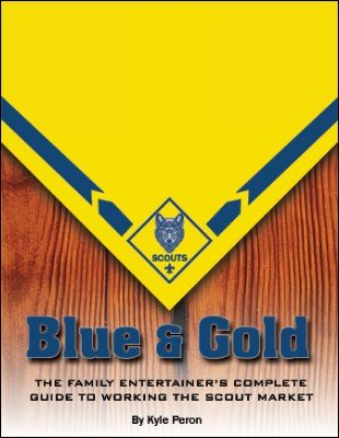 Cub scout blue and gold banquet program template party for Cub scout blue and gold program template