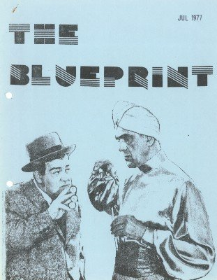 The Blueprint Volume 4 by Barry Govan & Ian Baxter & Murray Cooper & Gerry McCreanor