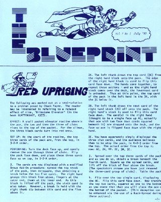 The Blueprint Volume 7 by Barry Govan & Ian Baxter & Murray Cooper & Gerry McCreanor