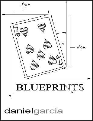 Blueprints by Daniel Garcia