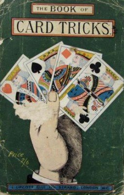 The Book of Card Tricks by R. Kunard