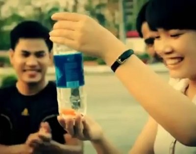 Bottle Magic by Bao Ninh