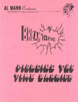 Break Through (for resale) by Al Mann