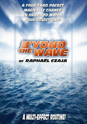 B'yond the Wave by Raphaël Czaja