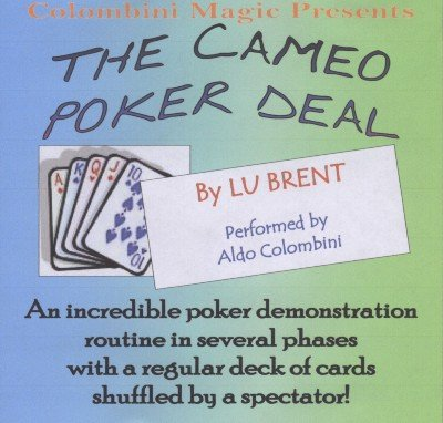 Lu Brent's Cameo Poker Deal by Aldo Colombini