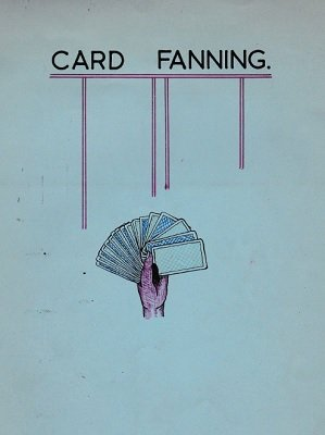 Card Fanning by Harry Stanley