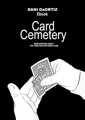 Card Cemetery by Dani DaOrtiz