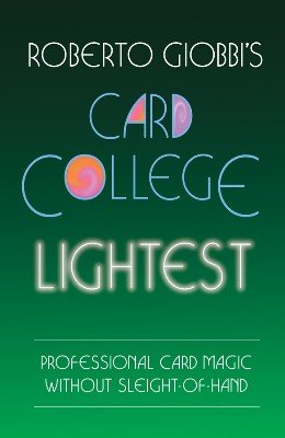 Card College Lightest by Roberto Giobbi
