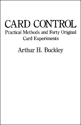 Card Control by Arthur Buckley