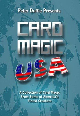 Card Magic USA by Peter Duffie