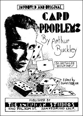 Card Problems by Arthur Buckley