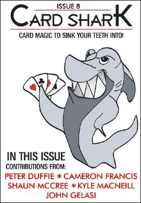 Card Shark Issue 8 by Kyle MacNeill