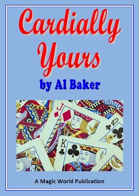 Cardially Yours by Al Baker