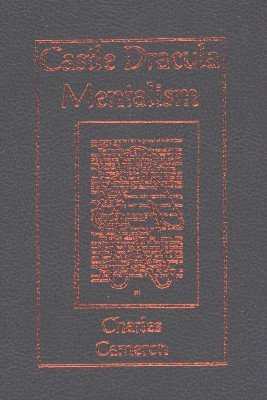 Castle Dracula Mentalism (for resale) by Charles W. Cameron
