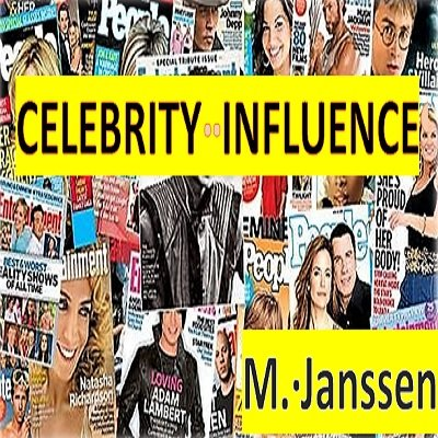 influence on celebrity We will write a custom essay sample on the celebrity influence on teens of today specifically for you for only $1638 $139/page.