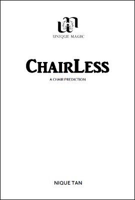 ChairLess: a chair prediction by Nique Tan