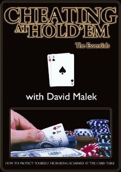 Cheating at Hold'em by David Malek