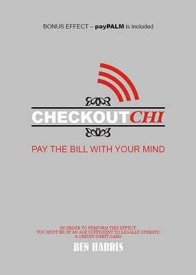 Checkout Chi: pay with your mind by (Benny) Ben Harris
