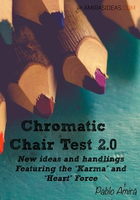 Chromatic Chair Test 2.0 by Pablo Amirá