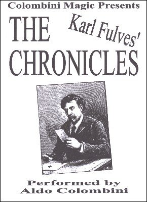 Karl Fulves' The Chronicles by Aldo Colombini