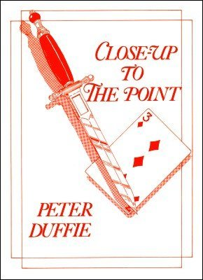 Close-Up to the Point (for resale) by Peter Duffie