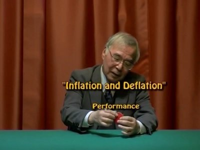 Inflation and Deflation by Shigeo Futagawa