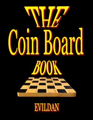 The Coin Board Book by Dan EVILDAN Terelmes