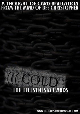 Cold - The Telesthesia Cards by Dee Christopher