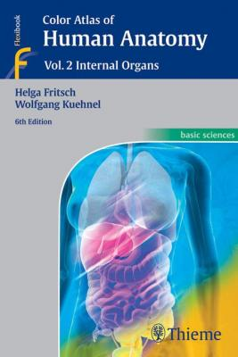 Color Atlas of Human Anatomy: Vol. 2 Internal Organs by Helga Fritsch & Wolfgang Kuehnel