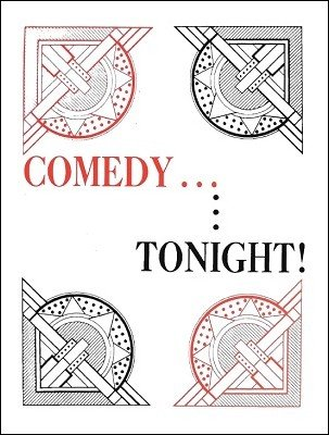 Comedy Tonight by Gordon Miller