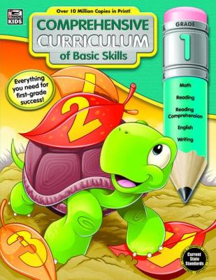 Comprehensive Curriculum of Basic Skills, Grade 1 by Thinking Kids & Carson-Dellosa Publishing