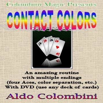 Contact Colors by Aldo Colombini