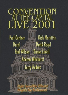 Convention at the Capital 2001 (for resale) by various