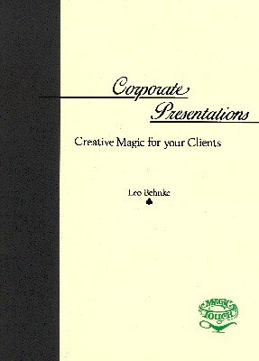 Corporate Presentations by Leo Behnke