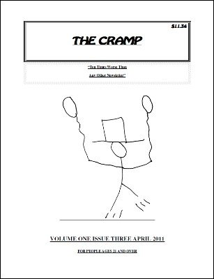 The Cramp: Volume 1, Number 3 by Dale A. Hildebrandt