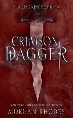 Crimson Dagger by Morgan Rhodes