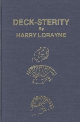 Deck-Sterity by Harry Lorayne