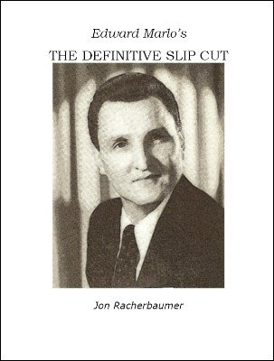 Definitive Slip Cut by Jon Racherbaumer
