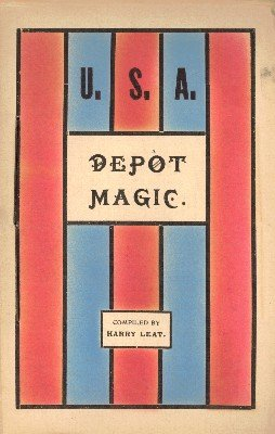 Depot Magic by Harry Leat