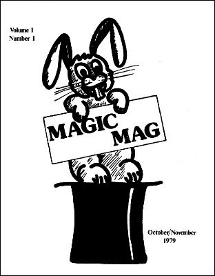 Derek Lever's Magic Mag Volume 1 by Derek Lever