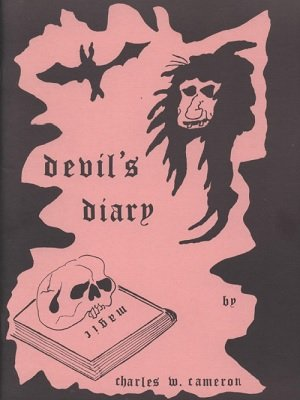 Devil's Diary by Charles W. Cameron