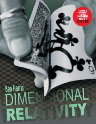 Dimensional Relativity by (Benny) Ben Harris