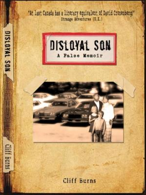 Disloyal Son by Cliff Burns
