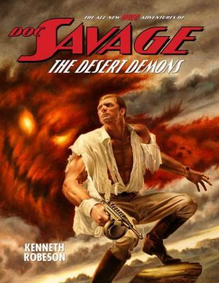 Doc Savage: The Desert Demons by Kenneth Robeson