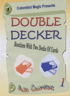 Double Decker 1 (download DVD) by Aldo Colombini