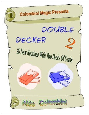 Double Decker Two by Aldo Colombini