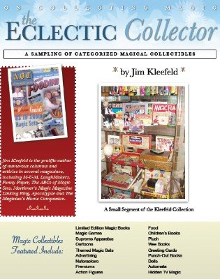 The Eclectic Collector by Jim Kleefeld