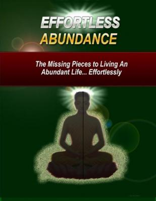 Effortless Abundance by BookLover