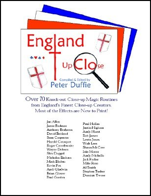 England Up Close by Peter Duffie